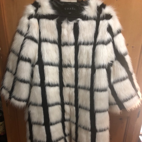 3eb091ad13 Shaci Jackets & Coats | Authentic Beverly Luxury Faux Fur Plus Size ...